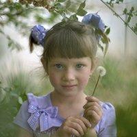 портрет дочери :: Сергей Тарантин