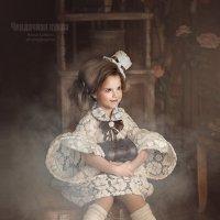 Чердачная кукла :: Анна Локост