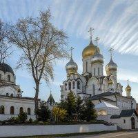 Зачатьевский женский монастырь :: Наталья Рыжкова
