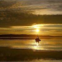 Пейзаж с солнечным буксиром :: Кай-8 (Ярослав) Забелин