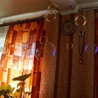 мыльные пузыри :: Наталья Зимирева