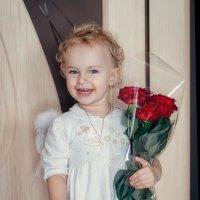 Мой ангелочек :: Плотникова Юлия