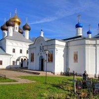 Троицкая и Успенская церковь :: Константин