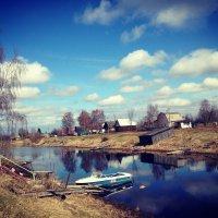 Деревня Загубье :: Olga Kovalski