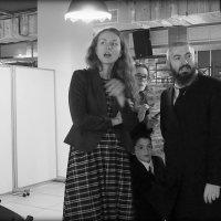 Четверо :: Надежда Бахолдина