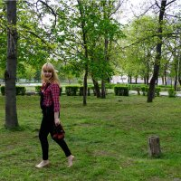 почти лес! :: Наталия Сарана