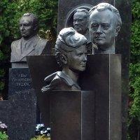 Памятники вечной любви Фото №1 :: Владимир Бровко