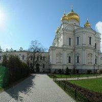 Новодевичий монастырь :: tipchik