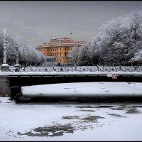 Зимний сюжет 22 :: Цветков Виктор Васильевич