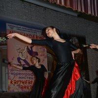 Линия танца :: Александр Бойко