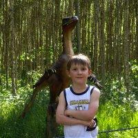 Парк динозавров :: Ольга Mалова