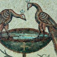 "Мозаика ""Две птицы"" (Школа мозаики в Санкт-Петербурге) :: Светлана Калмыкова"