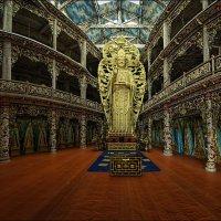 Храм с тысячами Будд :: Олег Фролов
