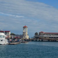 Морской вокзал :: Lera Morozova