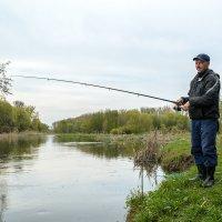 Рыбак :: Yuri Silin