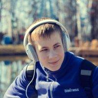 Прогулка в парке :: Дмитрий Кузнецов