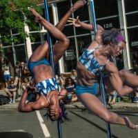 Танцы на шесте :: MVMarina