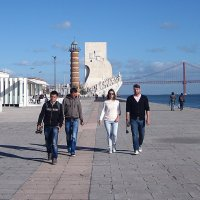 На набережной Лиссабона :: Lukum