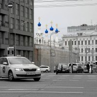 Москва.Тверская улица. :: Михаил Рогожин