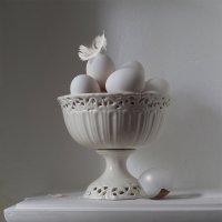 Этюд с яйцами №3 :: Татьяна Карачкова