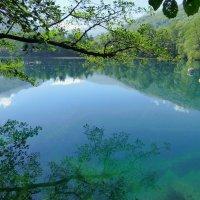 Голубые озёра. Кабардино-Балкария.. :: Alexey YakovLev