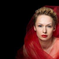 красная помада :: Marina Barulina