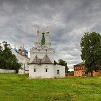 Духовская церковь :: Константин