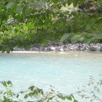 Голубая река :: Дарья
