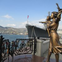 Встречая корабли :: Дарья