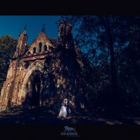 Свадебное фото на прогулке :: Иван Мищук
