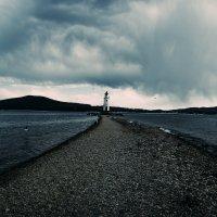 Прогулка на Токаревский маяк :: Инесса Тетерина