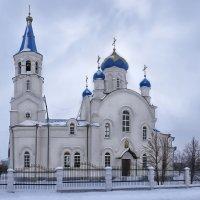 Село Красное. Кемеровская область :: Edward Metlinov