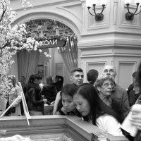 о легендарном  мороженном в ГУМе :: Svetlana AS