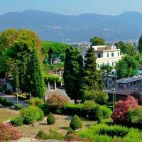 В Помпеях всё спокойно,.... пока спит Везувий. :: Ирина Falcone