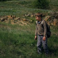 Наш юный турист :: Ксения Довгопол
