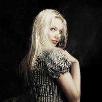 Portrait of a pretty blonde girl. :: krivitskiy Кривицкий