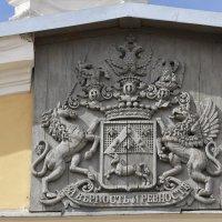 Девиз хозяев дворца :: Marina Talberga