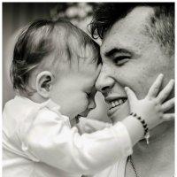 Отец и дочь! :: Aizek Kaniyazoff