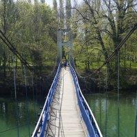 подвесной мостик :: Виктория Попова