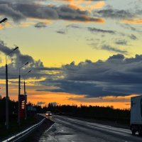 По дороге на юг. Карелия. :: kolin marsh