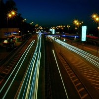 Вечерняя дорога :: Ростислав