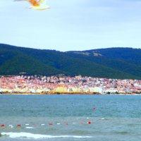 Чёрное море со стороны Болгарии. :: Пётр Беркун