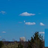 """Пуск ракеты """"Союз 2.1а"""" с космодрома """"Восточный"""" :: Виктор"""