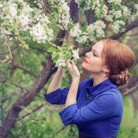 Цветочное дыхание весны :: Наталья Кирсанова
