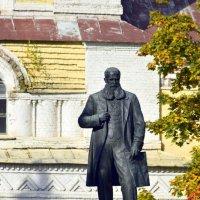Памятник В.В.Докучаеву у аграрного университета :: Сергей
