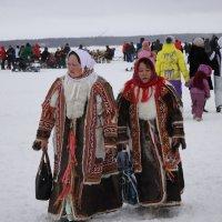 Зимняя верхняя одежда :: людмила Миронова
