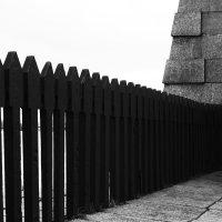 забор и стена :: Nikita S