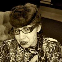 Интересная дама. :: Надежда Ивашкина