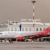 Airbus A319 :: Валерий Смирнов