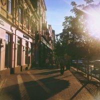 День чудесный :: Aleksandra Granichnaya